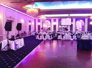 What a blast!! Our Wedding DJs play at the European Crystal Banquets & Conference Center.